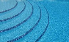 Piscina con revestimiento Aquaplan