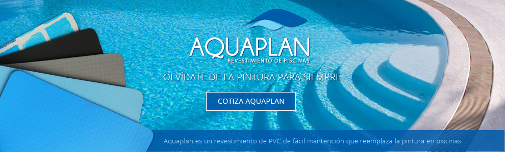 Aquaplan para piscinas
