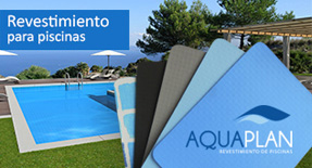 Revestimiento para piscinas Aquaplan