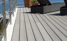 Terraza Deck Timbertech