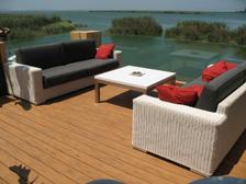 Ver terrazas con deck Timbertech →