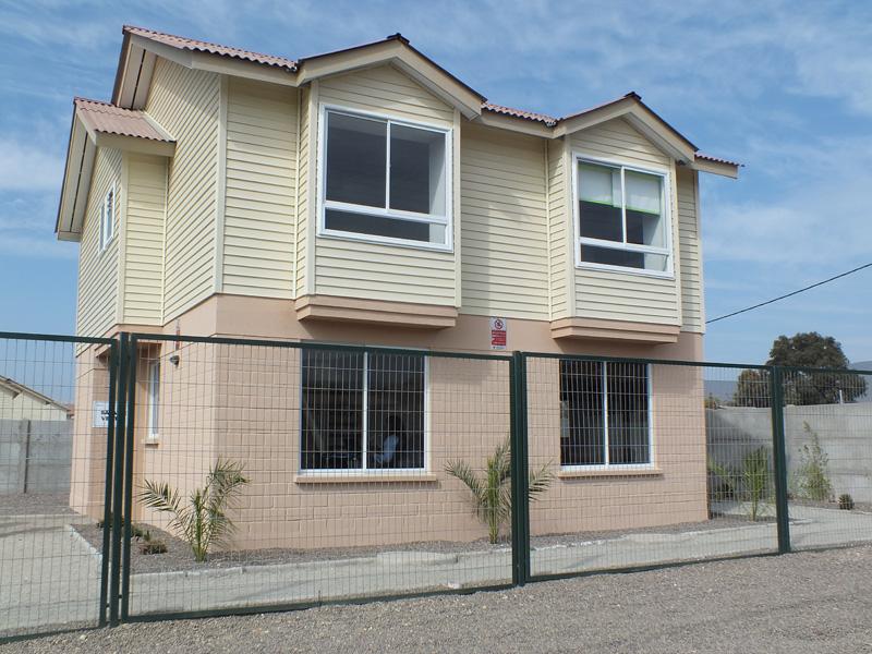 ver casa particulares con vinyl siding - Revestimiento Exterior