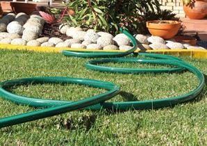 Mangueras de PVC para tu jardín