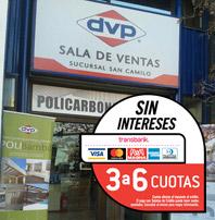 Sucursal dvp San Camilo - Santiago