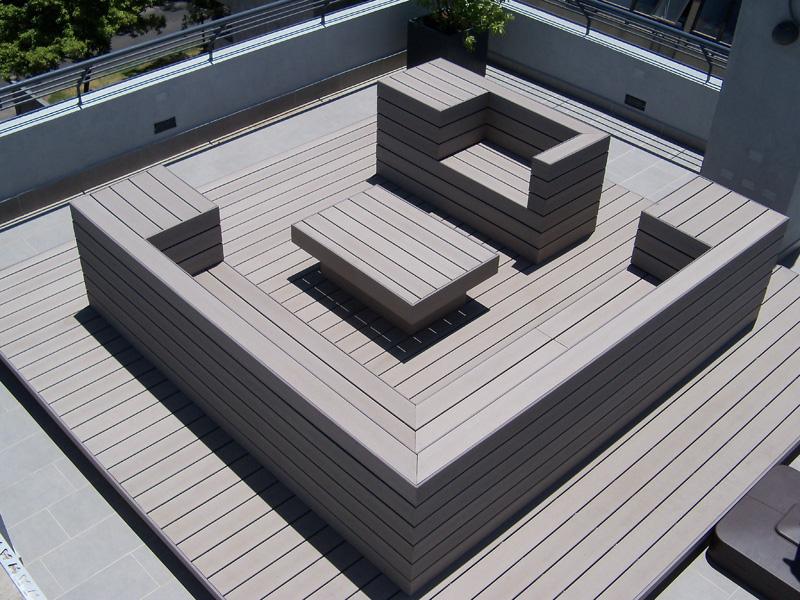 Deck Timbertech Para Pisos Y Terrazas Dvp Cl Innovación