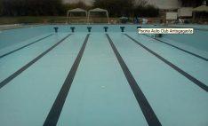 Revestimiento Aquaplan para piscina de Auto Club Antofagasta