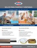 Catálogo de Sellos para puertas y ventanas