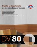 Catálogo de DV 80 Guardapolvos de PVC