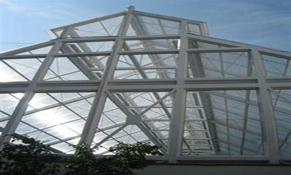 Policarbonato alveolar en terraza invernadero proyectos - Invernadero en terraza ...