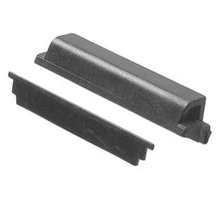 Caja deflectora clip  negro