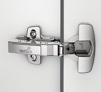 Kit bisagra Sensys 110 grados clip Silent Ssistem