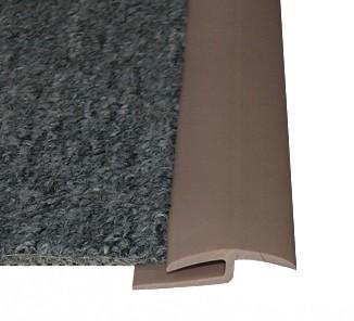 Cubrejunta alfombra j caférollo 50m