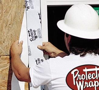 Sello protecto flash bt25 para ventanas y puertas