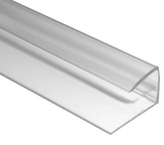 Cubrezócalo 8-10mm x3m transparente