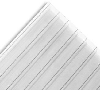 Policarbonato alveolar 2100x5800x16mm transparente
