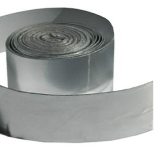 Cinta aluminio 50mic. 25mm x 50 m