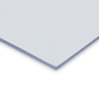 Policarbonato compacto 3200 x1220x3mm transparente