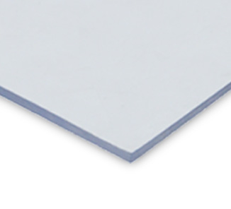 Policarbonato compacto 3200 x1220x4mm transparente