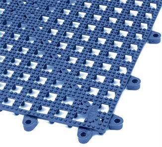 Palmeta piso atlanta azul