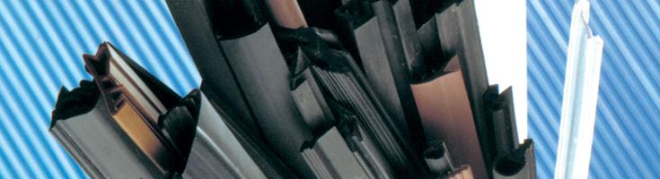 Encuentra todo sobre Burletes caucho termoplástico doble contacto
