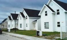 Siding DVP en casas habitacionales de Punta Arenas