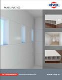 Catálogo de Panel PVC 500