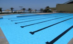 Piscina Club de Antofagasta. 652 m2 con membrana Aquaplan