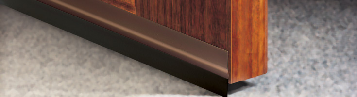 Sellos de puertas y ventanas - Burletes de goma para puertas exteriores ...