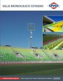 Catálogo de Silla Monocasco Estadio