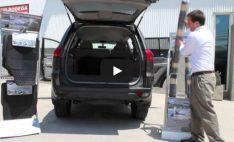 Cubre pisos para maleta de vehículo
