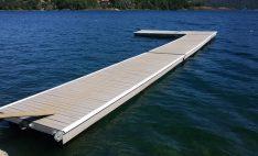 Bumper muelle para embarcaciones