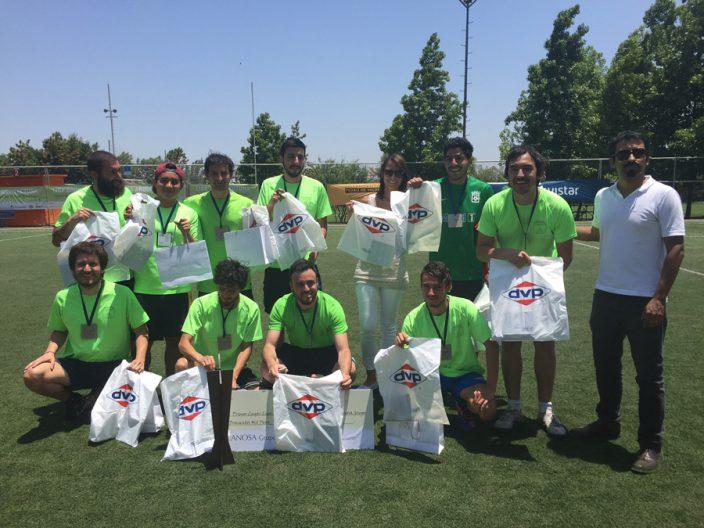 """DVP presente en el """"Campeonato de Clausura 2015 LIGA ARQ"""""""