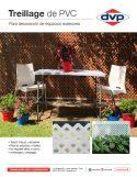 Catálogo de Treillage de PVC