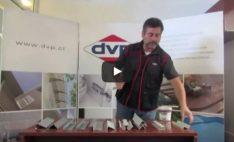 Perfiles de PVC para siding fibrocemento