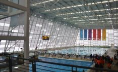 Centro Acuático del Estadio Nacional