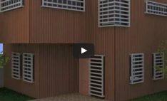 Nuevo Siding Mediterráneo para fachadas verticales