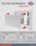 Catálogo de Celosía Reversible Clip