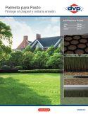 Catálogo de Palmetas para Pasto