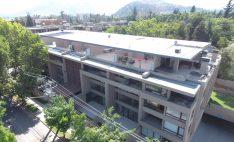 Sistema Topgal en terrazas del Edificio Plaza El Espino