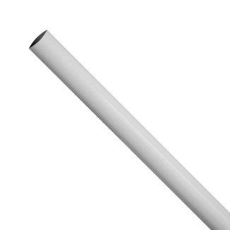 Barra baño pvc/alum blanco 1.8m img