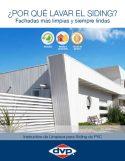 Catálogo de Instructivo de limpieza Siding