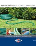 Catálogo de Mangueras hogar e industria