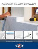 Catálogo de Soluciones aislantes Sistema EIFS