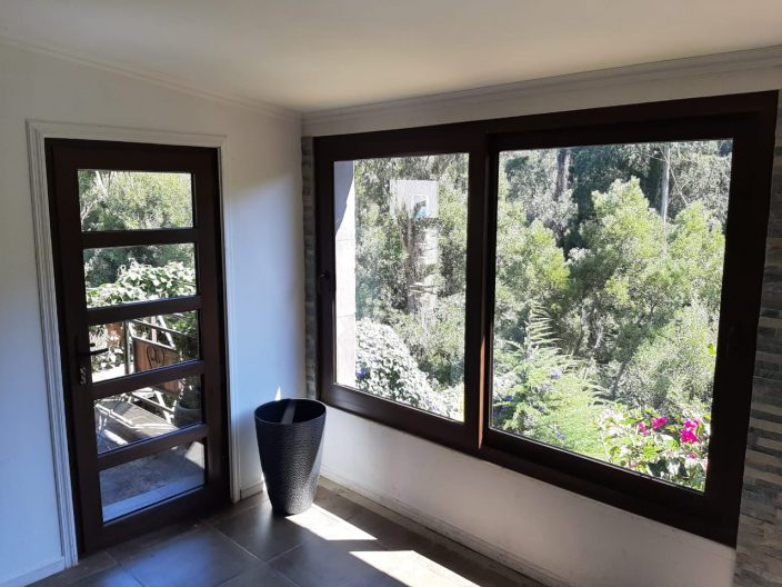 Ventanas de PVC para Casa particular en Concepción