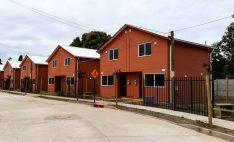 Ventanas de PVC para proyecto inmobiliario en Temuco